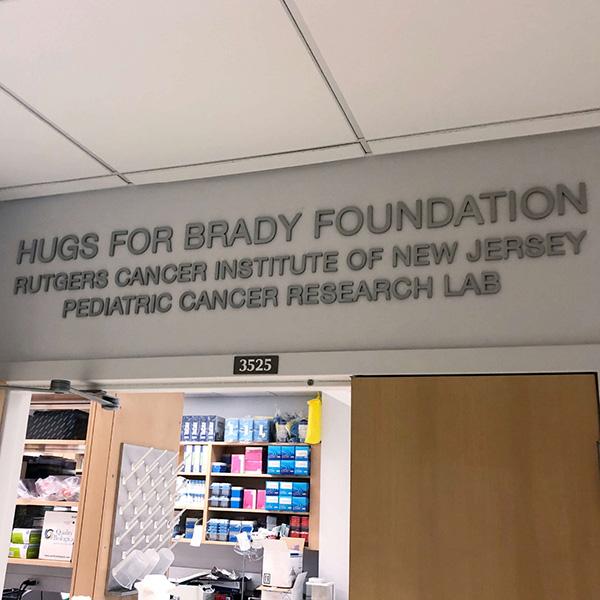 Pediatric Cancer Research Lab at RCINJ